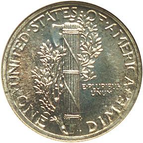 symbols on the dime