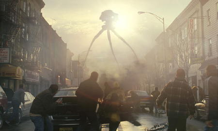 the war of the worlds 2005. I finally saw War of the